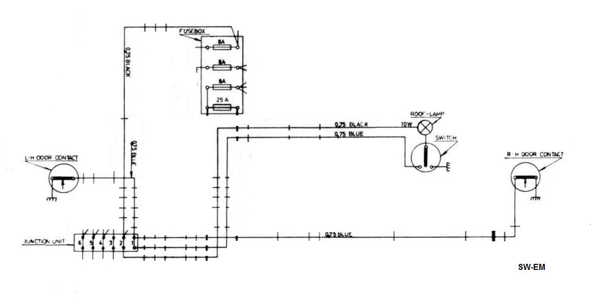 1965 volvo 122 s wiring diagram 1965 ford truck alternator wiring diagram #8