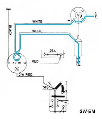 Impulse Tachometer Wiring Diagram. restoration volvo 122s 1969 smiths tacho  in volvo amazon. faq 39 s wiring my gauges fit my temperature gauge.  instruments gauges. smith instruments. tachometer mgb gt forum mg2002-acura-tl-radio.info