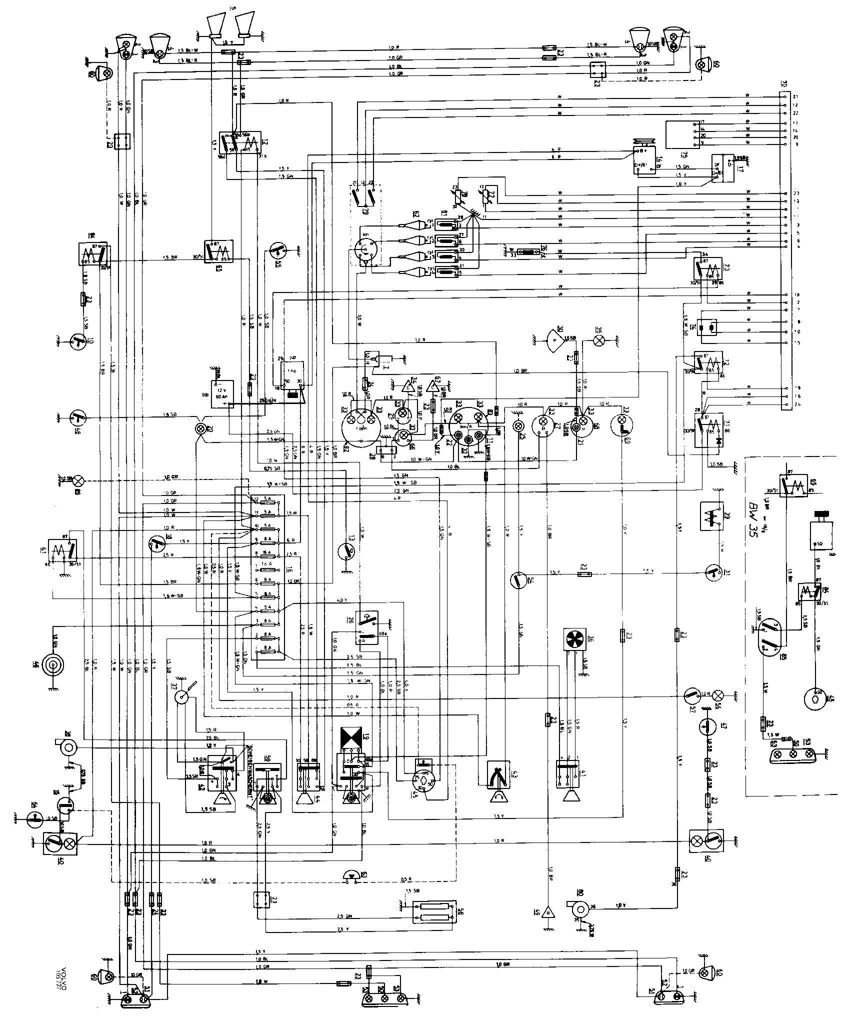 1800e Wiring Diagram Volvo Owners Club Forum