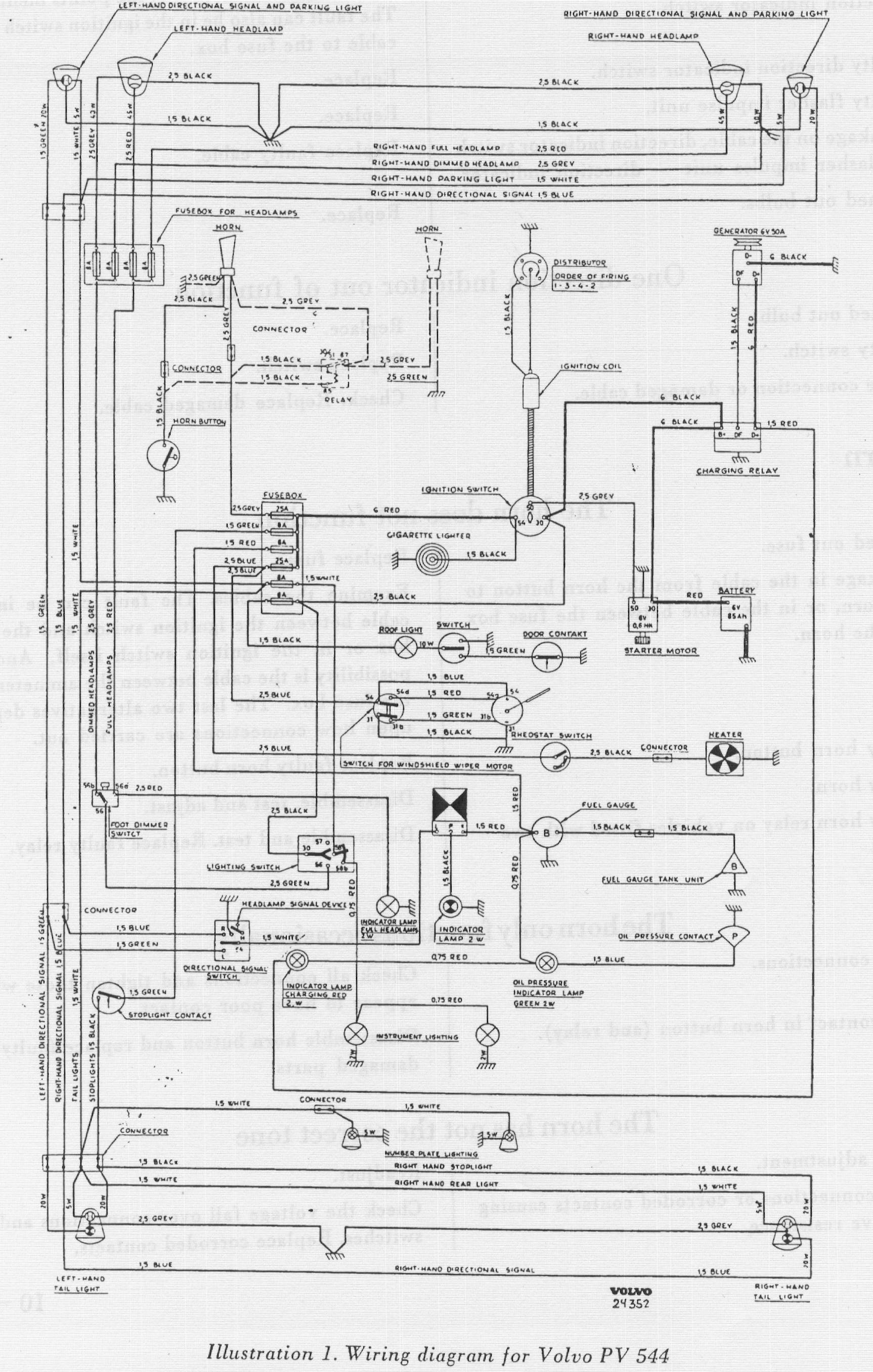 sw em emergency flasher 444 6v wiring diagram