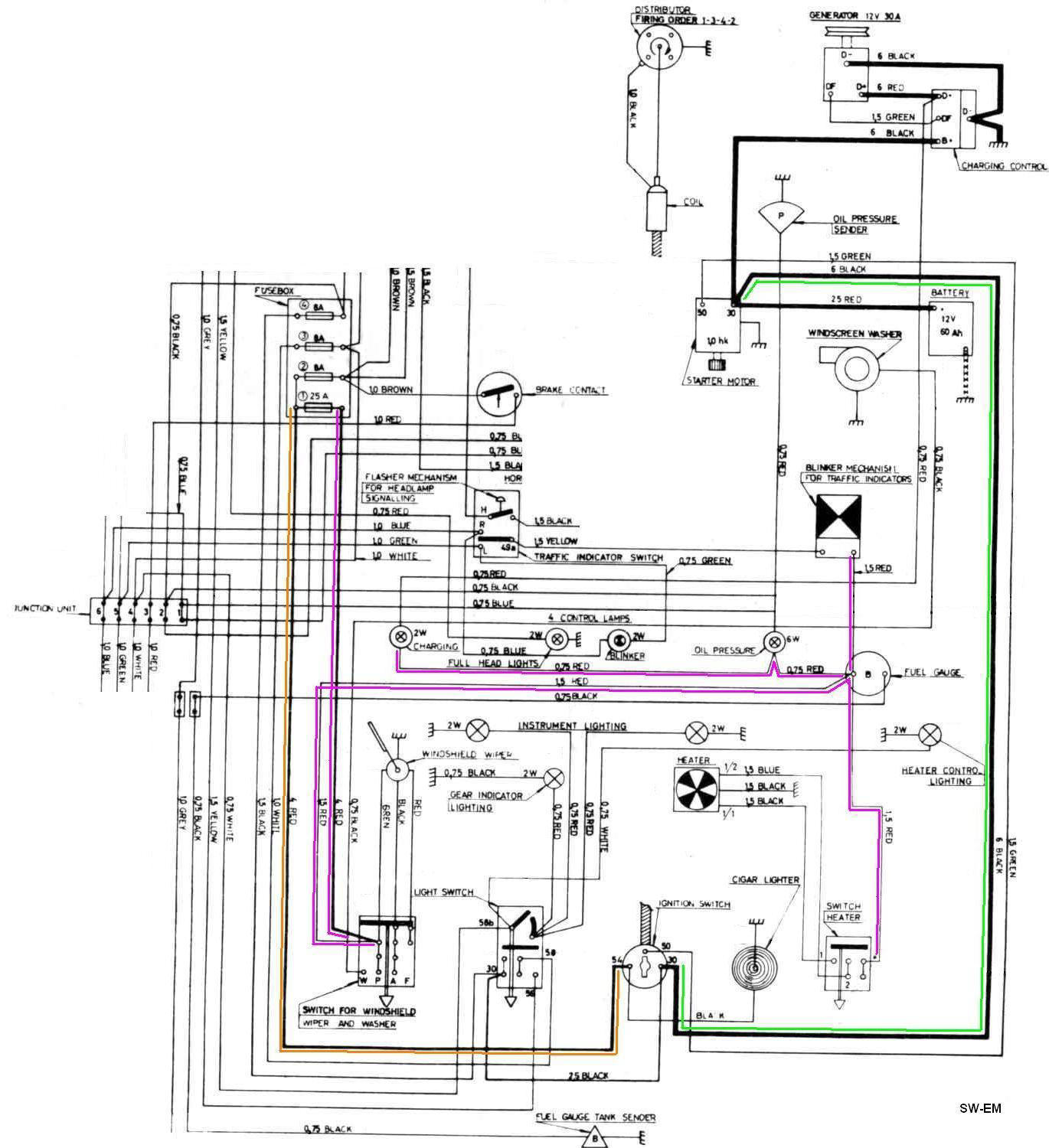 2000 Volvo S40 Ignition Coil Wiring Harness 43 Diagram B12m Getting An Amazon Page 3 Ign Sw Diag 122 Markup